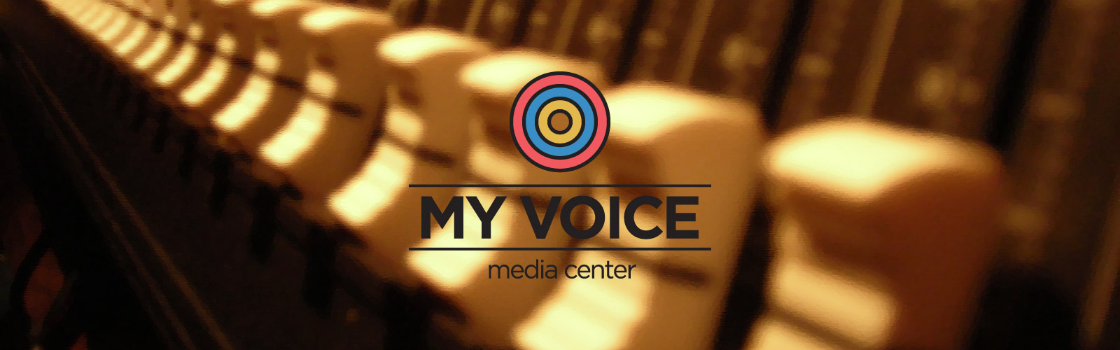 My Voice Media Center Graphic