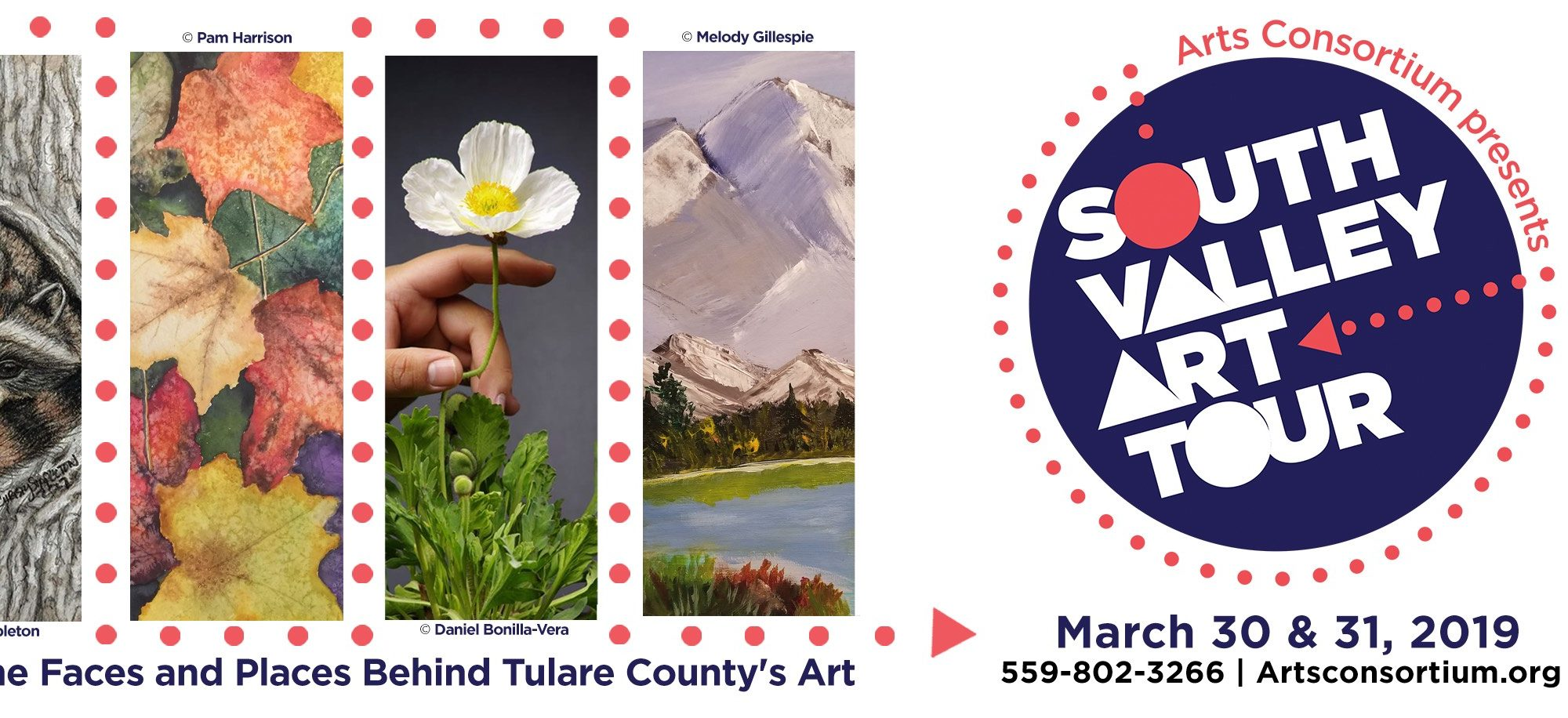 South Valley Art Tour Banner